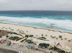 Drone, Cancún Quintana Roo. Foto: @Elkarlossanchez