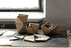 RAW Design blog: PEFC WOODWORKS x LASER CUT STUDIO
