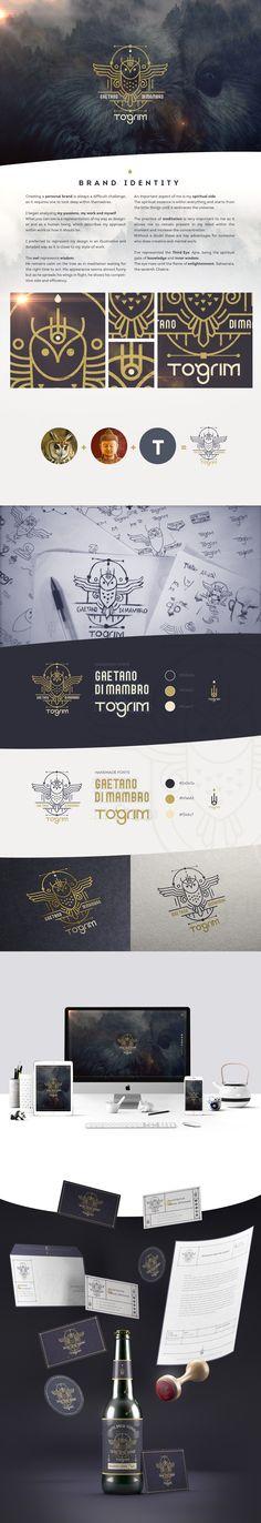 Personal Brand https://www.behance.net/gallery/49064321/Personal-Brand