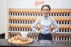 Pruning Cointreau by Bannie Kang (from City Space - Swissotel Stamford Singapore). See the cocktail making video here: http://www.youtube.com/watch?v=tnjN3ezA8Y0&list=UUKi7-TczRd2LBiPlyqBOiEw