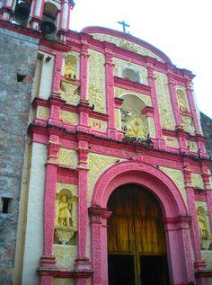 Catedral en Cuernavaca, Morelos, Mexico - Cathedral in Cuernavaca