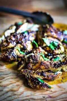 Grilled Chicken Shawarma by feastingathome #Chicken #Paleo