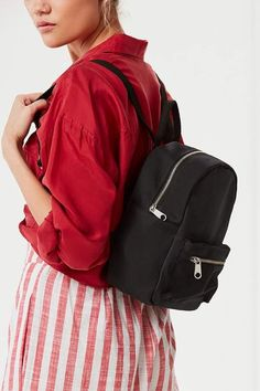 9e9d6b4a25fc Urban Outfitters Classic Canvas Mini Backpack Weekend Style