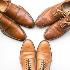 The Essential Dress Shoes for Every Man. - Menswear