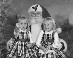 Si tu as été sage, tu auras un cadeau du Père Noël