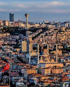 Güzel @Ankara Tebrikler! Fotoğraf Sahibi: @punctumography...