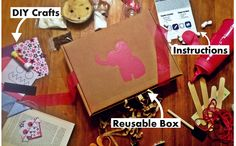 Crafts and Activities for Girls Subscription Box
