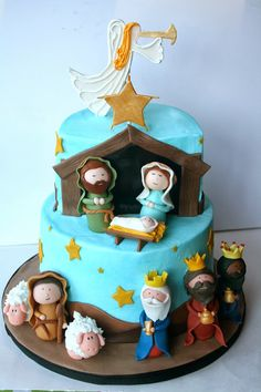 And Everything Sweet: For unto us a child is born...