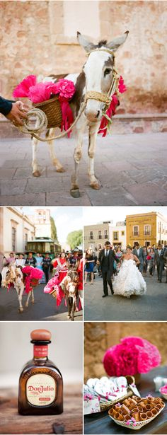 Zacatecas Wedding. totally different, but I am in love with this wedding
