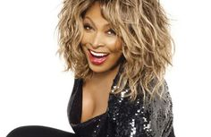 Tina Turner - the grandma of rock sang to me from an old gramophone when I was a child and keeps on doing so even from a high tech grapevine. Adore her!