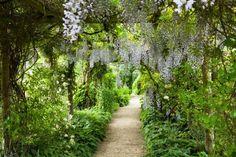 Rousham House & gardens, Rousham, Oxfordshire, England.