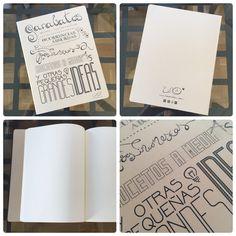 Un cuaderno precioso para darle espacio a tu creatividad. Para que crezca y estire las piernas. ¿Y si nos damos permiso para creer y crear?