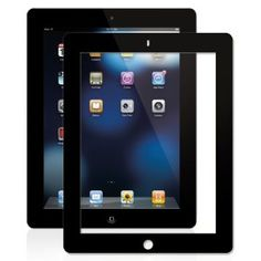 AWESOME product to get rid of glare on the iPad.  SUPER easy to apply.  iVisor for iPad 2.