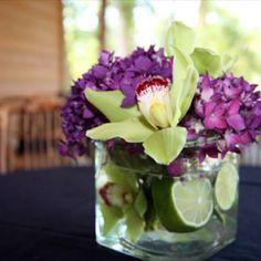 purple/green & limes