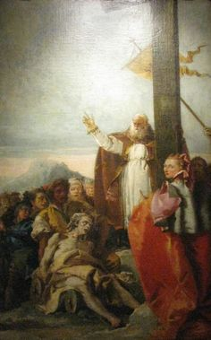 Macarius lived in the fourth century and, as with many saints from that early period, there is very little information available about him. What we do know is that Macarius was named bishop of Jerusalem in the year 314. He was noted for his defense against the heresy of Arianism (denial of the divinity of …
