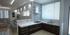 Construção e decoração. Cobogó é tendência traz sofisticação e beleza. Funcional para ambientes que precisam de claridade e ventilação.