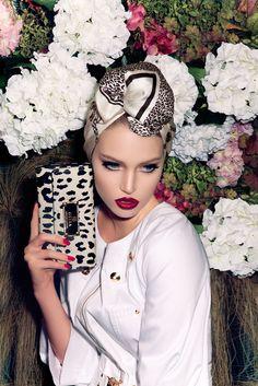 Fabulous silk turban-I am going to get one-I swear