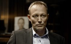 Lars Mikkelsen, best known for his roles in The Killing and Borgen, has been   announced as Benedict Cumberbatch's new arch-nemesis when the BBC's hit   series Sherlock returns.