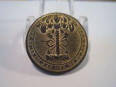 Civil War Confederate States buttons | Civil-War-Confederate-South-Carolina-State-Seal-Coat-Button-5686
