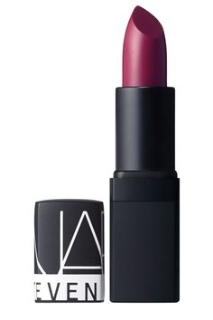 A darker, plum-colored hue for your vampy side.NARS Limited Edition Killer Shine Lipstick in No Shame, $29, available October 5 at NARS.  #refinery29 http://www.refinery29.com/2015/10/94679/nars-steven-klein-holiday-makeup-collaboration#slide-2