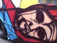 Grafitti bus, Cyril & Method days 2012, Nitra