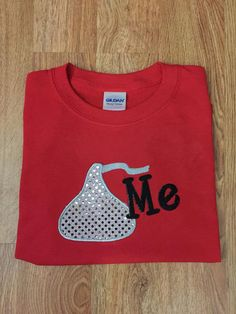 Valentines Applique T-shirts by RileyAnneBoutique on Etsy