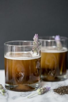 Earl Grey Tea Cocktail - Sugar and Charm - sweet recipes - entertaining tips - lifestyle inspiration