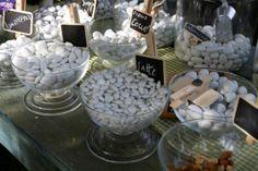 confettata matrimonio|Wedding degées buffet #wedding #vintageWedding #weddingdegées http://elisaweddingdream.blogspot.it/2011/08/real-weddings-katy-massimiliano-ii.html
