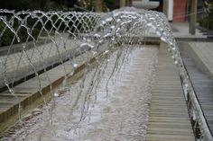 Kurzzeitbelichtung mit einer 4000stel Sekunde: Wasser eingefroren für Belichtungszeit Wasser eingefroren mit 4000stel