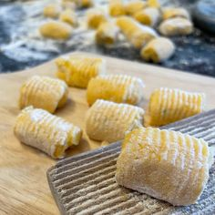 Prepare gnocchi from scratch with this recipe from chef Silvia Barban.