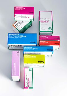 medicine packaging