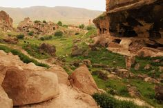 Ancient homes | Either ancient cave houses don't fascinate Turkish tourists as much ...
