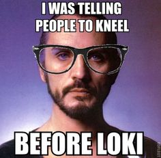 Haha, Zod's a hipster.