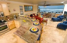 P518-2 - Magnificent, Beach Vacation Rental with Patio on Sand and Private Spa Vacation Rental in Oceanside from @homeaway! #vacation #rental #travel #homeaway