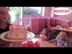 My Girl's Dollhouse | American Girl, Journey Girl, and Our Generation Dollhouse (WK 188) | Bratayley - YouTube