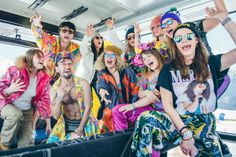 Hire / Book The Provibers – Party & Performance Troupe