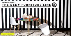 Introducing DENY Furniture!
