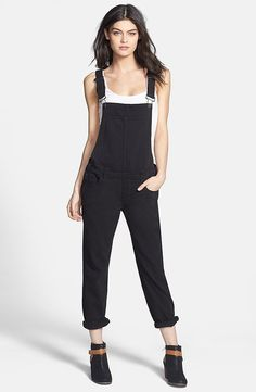 With a narrow bib and slim adjustable straps that go all the way down to the rear waist, Paige Denim 's Sierra overalls are a contemporary take on a workwear classic. Description from shopstyle.com. I searched for this on bing.com/images