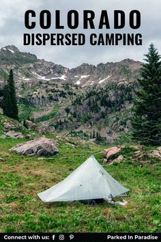 Guide on Camping On Bureau Of Land Management Areas In Colorado and Camping In The Colorado National Grasslands. How To Find Dispersed Camping In Colorado. Backcountry Camping In Rocky Mountain National Park. Rules For Dispersed Camping In Colorado. This guide will help you find the best camping spots for any situation, with kids or traveling with a dog. How To Find Exact Dispersed Camping Boundaries. Road trip to colorful Colorado.