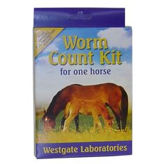 Do a worm count and you can be certain of your horse's needs.  Learn more....