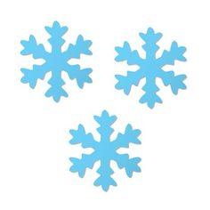 A2 - Micro Flocos de Neve Azul em EVA c/ 06 unidades: Festa Frozen Festa Frozen Fever, Frozen Bedroom, Block Craft, Frozen Party, Xmas Decorations, Holidays And Events, Snowflakes, Elsa, Alice