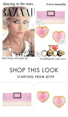 """""""something special"""" by rousou ❤ liked on Polyvore featuring Roger Vivier and Chanel"""