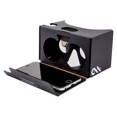 Case-Mate Cardboard VR Viewer, Black