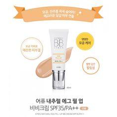 [A'Pieu] Natural Egg Fill-Up BB Cream SPF35 PA++r