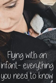 flying on a plane | flying with infant | flying with baby | hacks and tricks | traveling with baby | mom travels