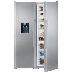SBSes 7273 | Side by Sides | Freestanding Fridges | Product Search | Liebherr | Andi-Co Australia (Dream Fridge)