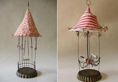 Lovely Handmade Sculptures For Kids Rooms + Nursery Decor