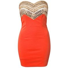 Little orange dress :)