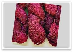 Mesa yarn