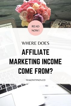 "I receive a question from my readers almost weekly asking: ""Where does affiliate marketing income come from? I don't understand how you can make that much money every month with affiliate marketing... Blogging Coach Tiia Konttinen reveals her tips how to make money through affiliate marketing. #bloggingtools #makemoney #blogging #affiliate #affiliatemarketing Make Money Blogging, Way To Make Money, Make Money Online, Email Marketing Strategy, Affiliate Marketing, Online Entrepreneur, Blogging For Beginners, How To Start A Blog, About Me Blog"